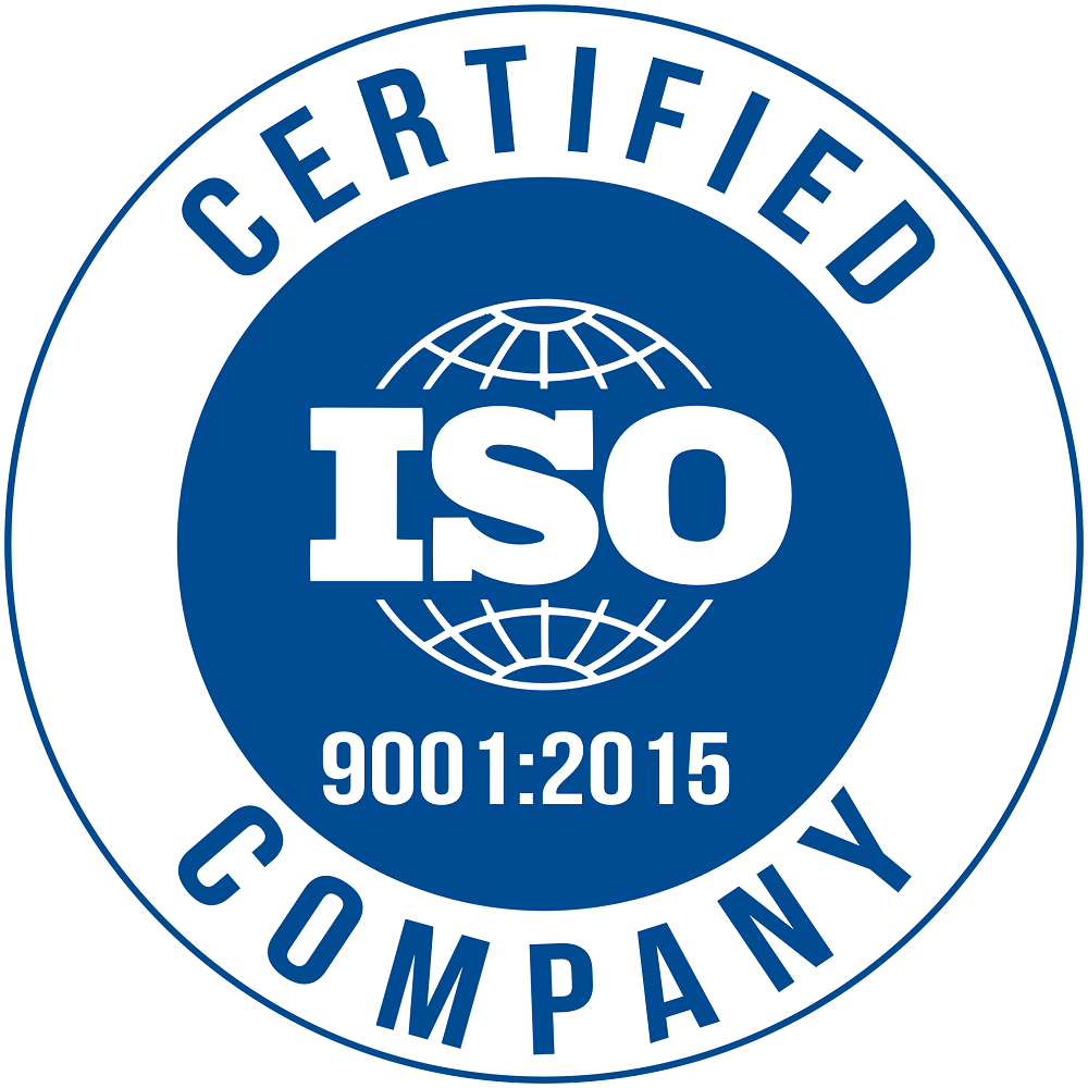Haenke is recertified by ISO 9001: 2015
